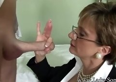 Bonny experienced lady Lady Sonia acting in a sperm shot porn movie