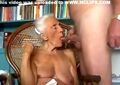 Hottest Homemade video with Blowjob, Grannies scenes