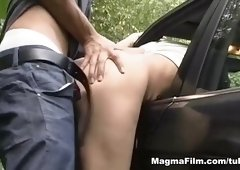 Blonde Takes It In The Park Movie
