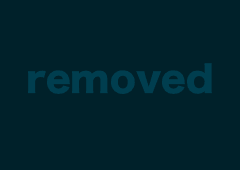 Busty latina is getting choked with banana