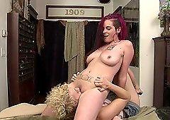 Domination lesbea fuckuf naked