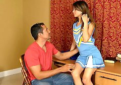 Veronica Rodriguez gets seduced and fucked by a lewd stranger