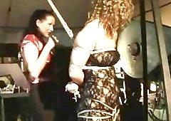 Mandy Bright punishing sexy girl pretty hard