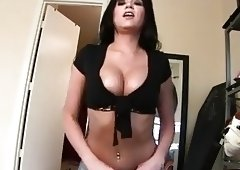 Cute Girl with nice Tits