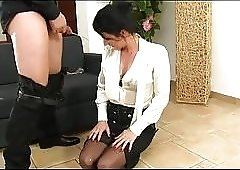 Golden Shower For Sexy Milf