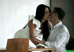 Anissa Kate Amazing Sensual Anal Sex