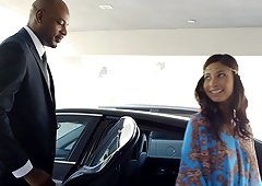 First Interracial For Rich Arab Girl Jade Jantzen