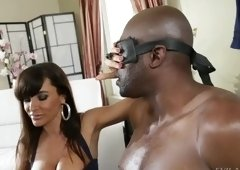 Deep Throat porn video featuring Jayden James and Lisa Ann