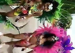 dominican black babes in the carnival 1