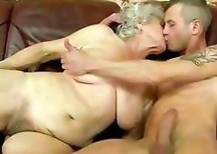 Violence Sexual Young slut hard fucked by old horny man he fucks her pussy and licks clit love