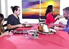 Ava Addams Dinner