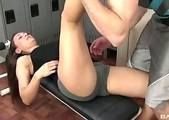 Nothing makes Olivia Wilder happy like getting fucked roughly