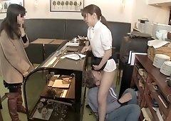 Exotic Japanese chick in Horny HD JAV scene