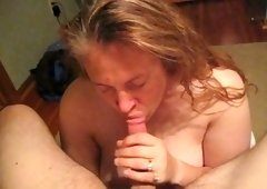 Horny mature enjoying a wild cock ride
