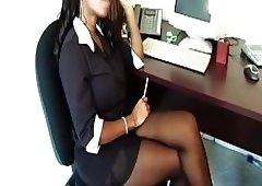 Classic Anal Boss Vanessa
