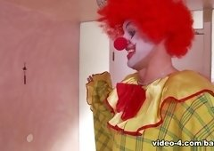 Best pornstars Ella Milano, The Clown in Horny Medium Tits, Redhead adult clip