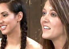 Isis Love Alicia Stone and Sienna