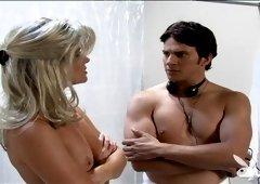 Best pornstars in Fabulous MILF, Lesbian adult video