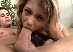 Irresistible Veronica Rodriguez gets her wet pussy banged hard