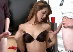 Amazing amateur group xxx video