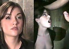 Sasha  getting Facefucked