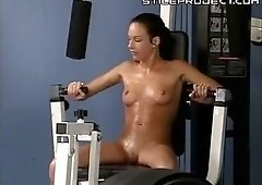 Taylor Rain - Working out and fucking