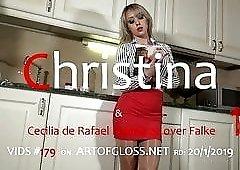 Week 03-7, Christina & Cecilia de Rafael Eterno 20