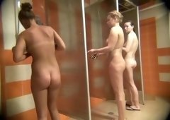 Exotic Spy Cams, Showers Video You'Ve Seen
