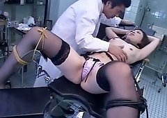 Incredible Japanese model Tsugumi Nagasawa in Amazing Fetish, Stockings JAV movie