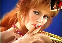 Legsh0w 1980s JOI Pantyhose video