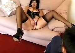 Incredible homemade sex scene