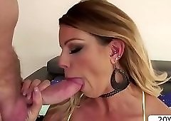Big tits Brooklyn Chase in a hard tight anal fuck
